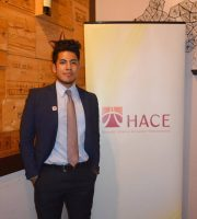 WE ARE HACE – Oscar Cazalez